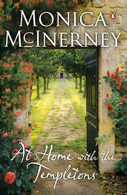 1 of 1 - At Home with the Templetons by Monica McInerney (Paperback, 2011)