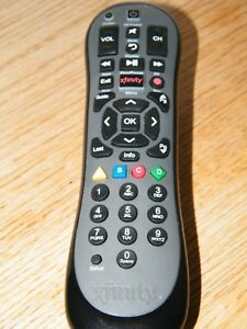 Details about XFINITY COMCAST REMOTE CONTROL XR2 FOR DTA & RNG RECEIVER  FULL BLK #R14
