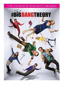 THE-BIG-BANG-THEORY-SEASON-11-BRAND-NEW-SEALED-THE-COMPLETE-ELEVENTH-SEASON-DVD