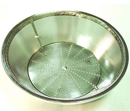 Panier et cutter lame assembly PN   68200 S Santos 68 pour commercial Juicer