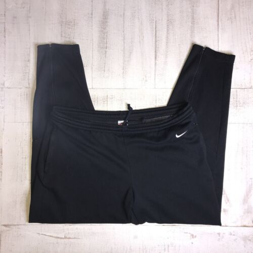 Vintage 90s Nike Black Sweatpants Sweats Joggers M
