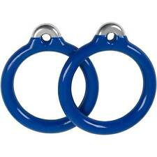 SWING SET STUFF COMMERCIAL COATED ROUND TRAPEZE RINGS BLUE (PAIR) accessory 0015