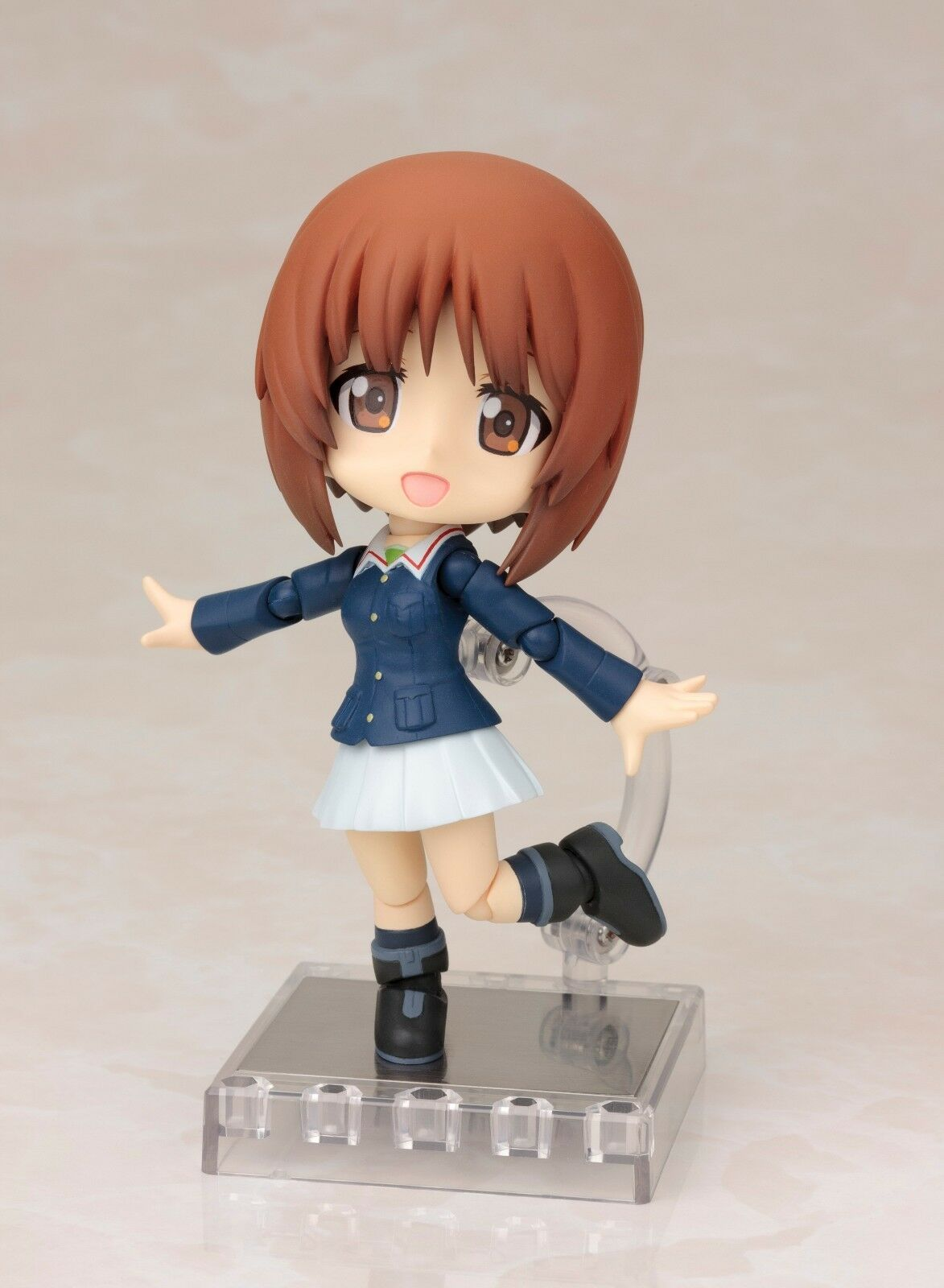 Girls und Panzer Panzer Panzer - Miho Nishizumi Cu-Poche Figure (Kotobukiya) f5bae6