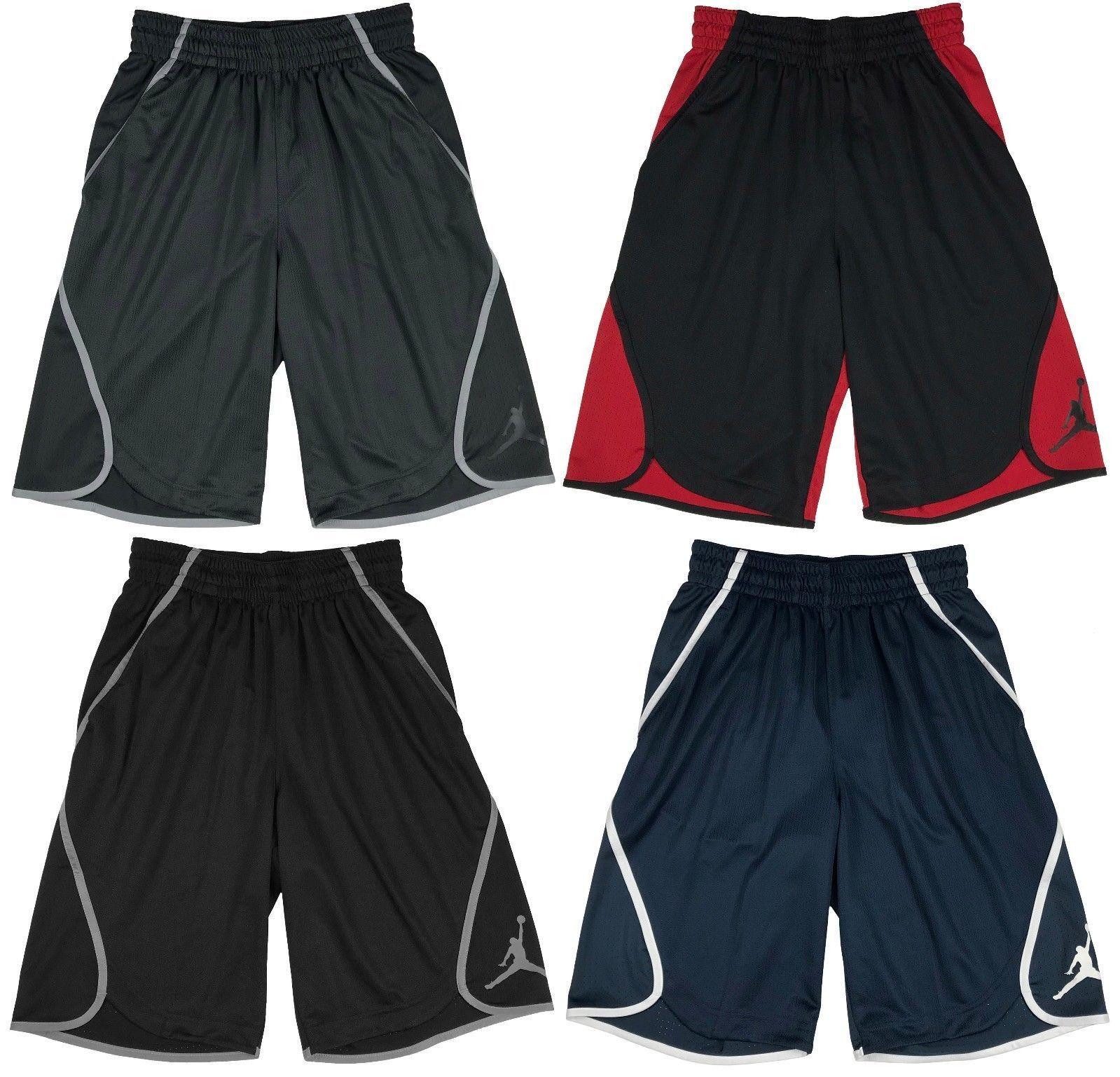 a75b7717f7ed63 Nike Air Jordan Flight Victory Basketball Short Aa5581 464 Size Medium for  sale online