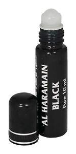 Al Haramain Black 10ml Oriental High Quality Concentrated Perfume Oil/Attar