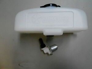 Mopar-68-69-70-B-Body-Charger-GTX-Windshield-Washer-Bottle-With-Pump-NEW