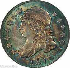 1814 NGC MS-66  10c. Capped Bust Dime JR-2   (Finest known for variety)