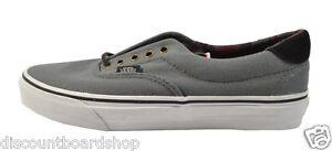f41495c4e9 Vans ERA 59 (C P) CASTLEROCK Gray Skateboarding Discounted (342 ...