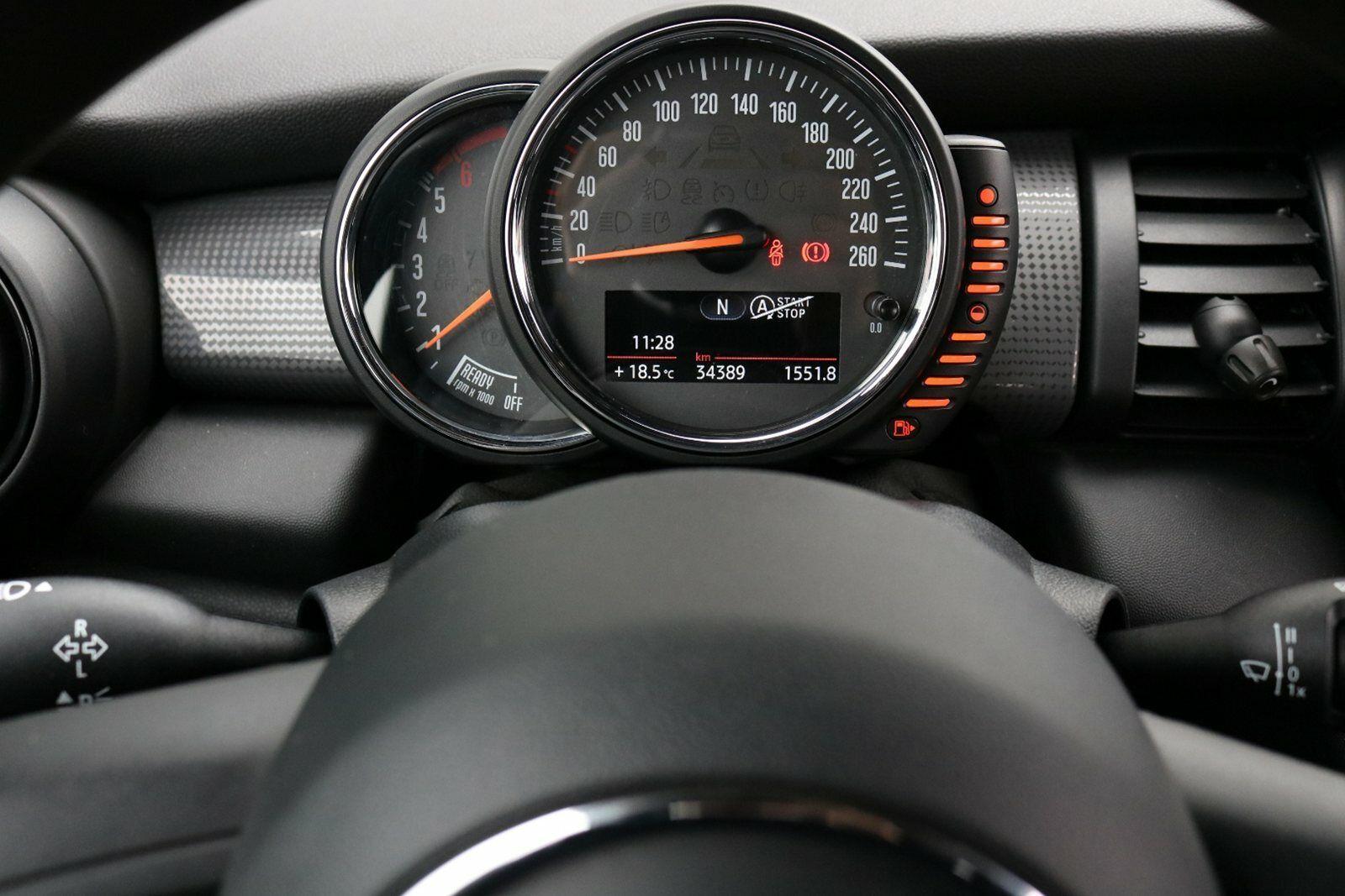 Mini Cooper D 116 Cabriolet