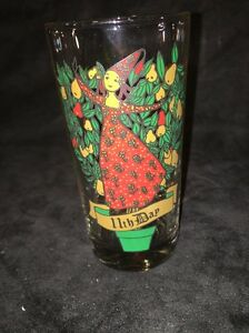 BROCKWAY 12 Days of Christmas Glasses - 1 Glass, 11th Day