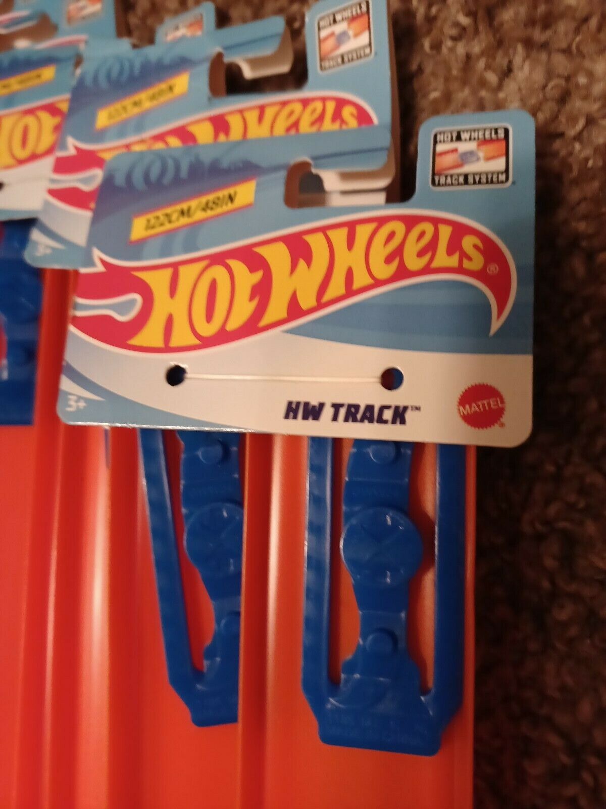 DJD68 for sale online Hot Wheels Track 2 Foot section