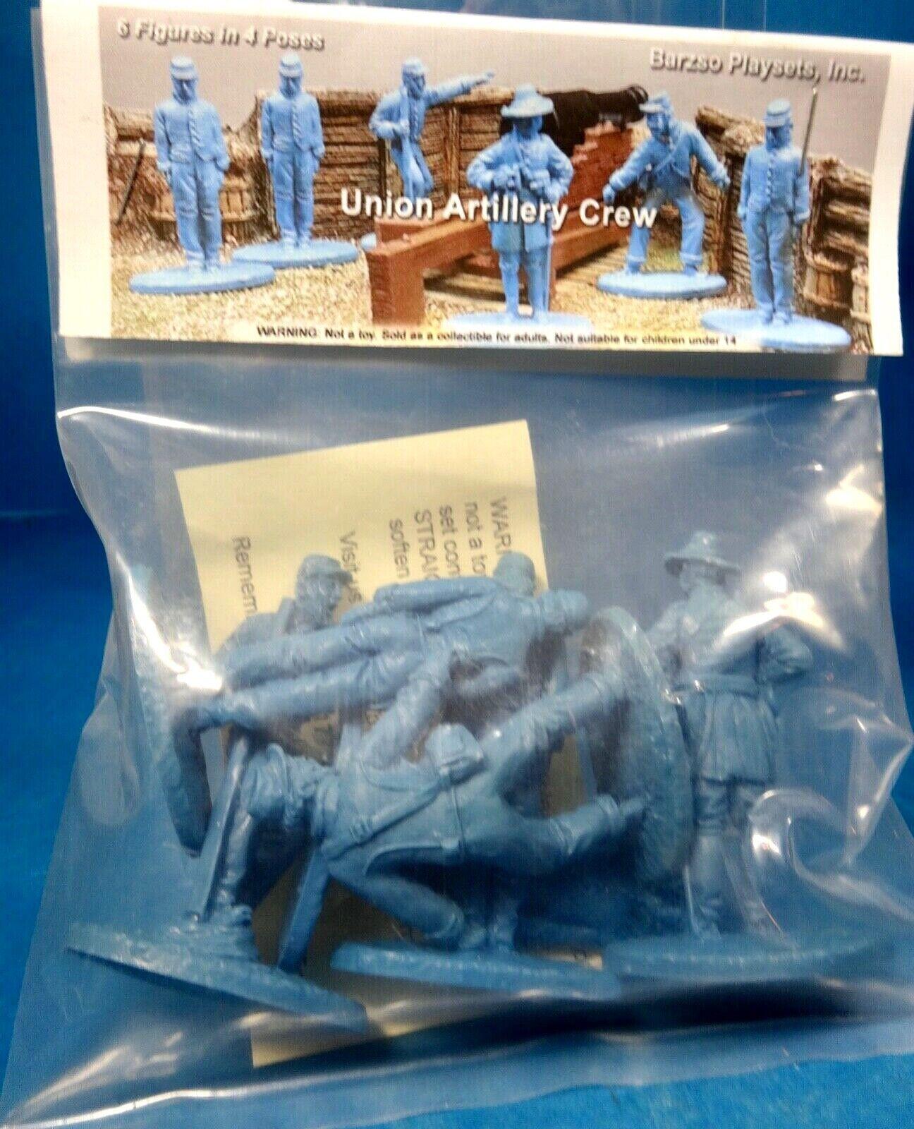 Conte Collectibles  Union Plastic Civil War Infantry MIB
