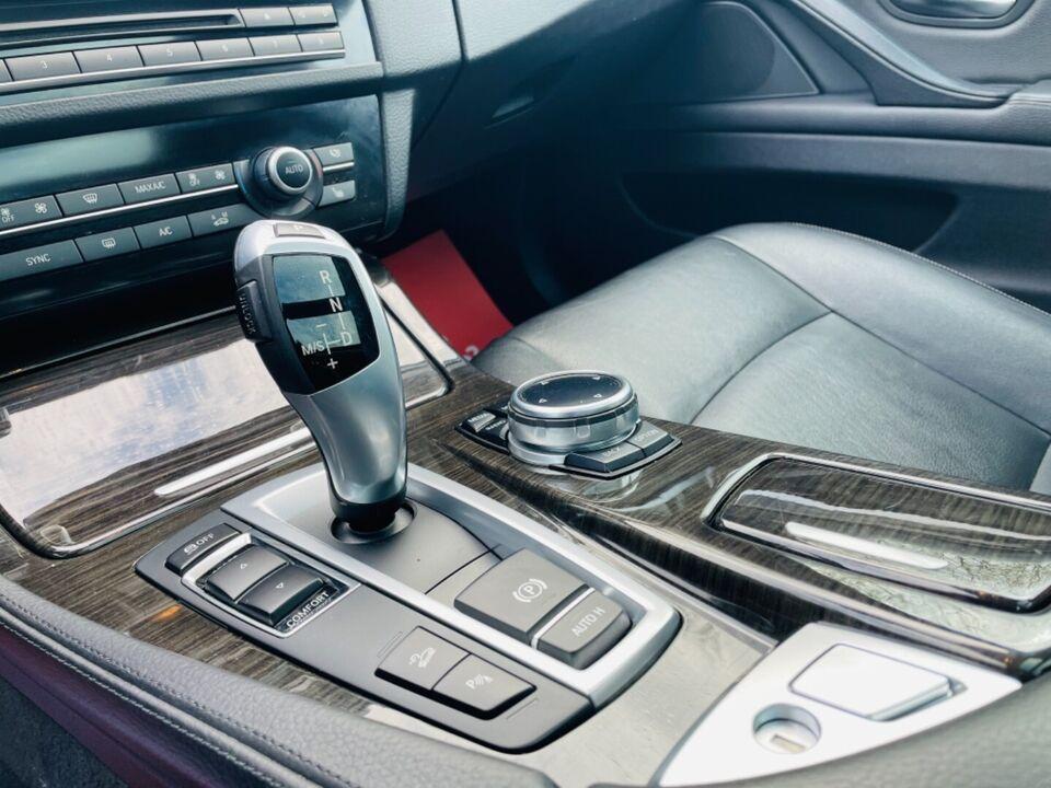 BMW 520d 2,0 Touring xDrive aut. Diesel 4x4 4x4 aut.