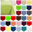 Easy Care FLAT Polycotton Bed Sheets or Housewife 2 Pillow cases