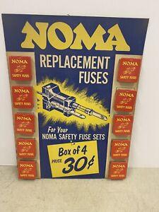 [XOTG_4463]  Vintage Antique Advertising NOMA Safety Fuse Sets Store Display Auto Glass  Fuse | eBay | Vintage Cannon Fuse Box |  | eBay