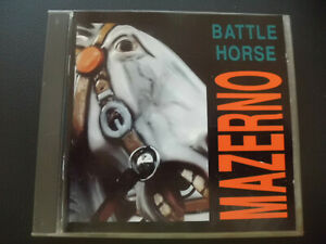 Mazerno-Battle-Horse-CD-1992-electronic-rock-industrial-EBM