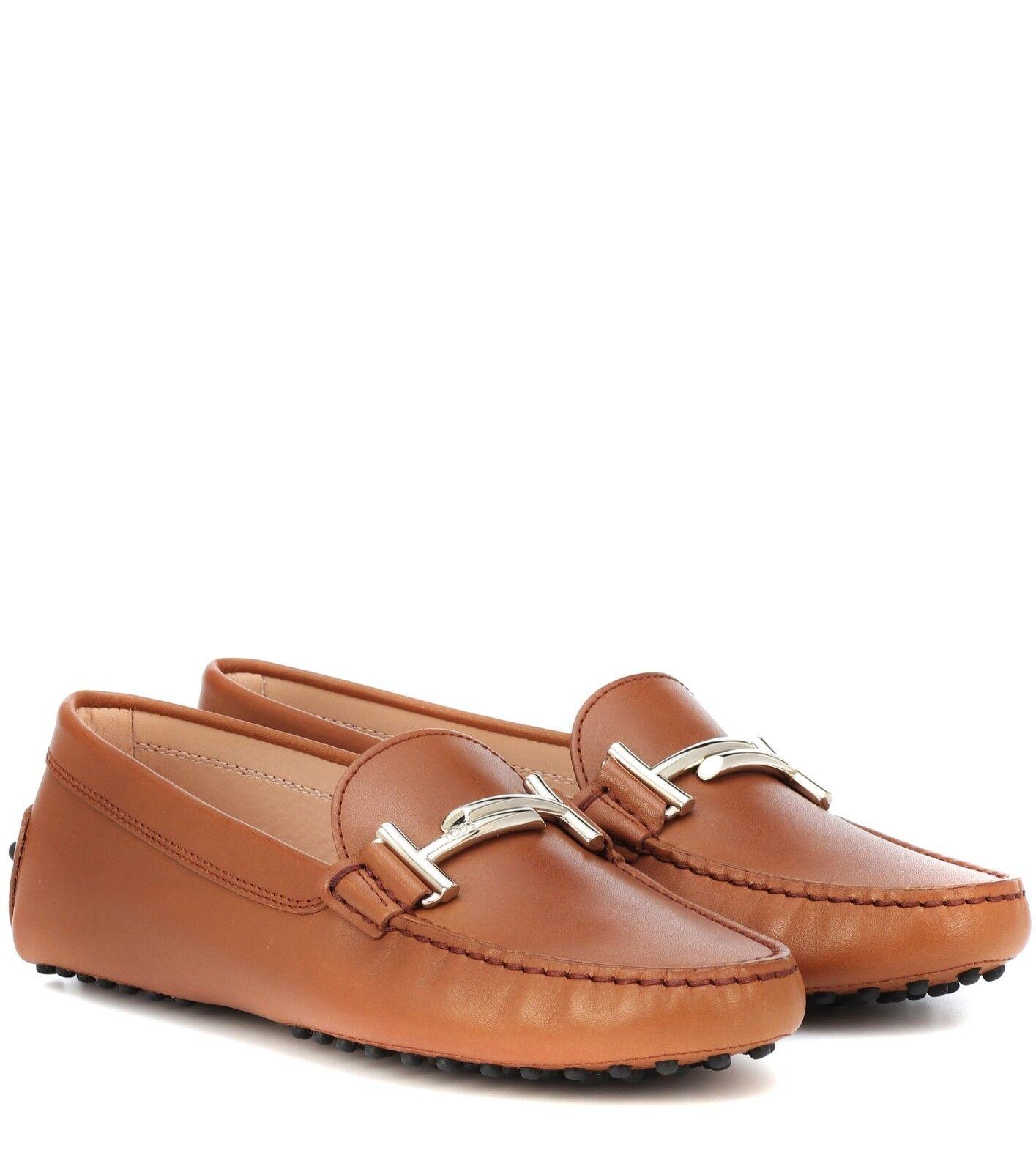 TOD'S gommino 625 double T 625 gommino woman Scarpe 여성용 loafers женская обувь ... 427174
