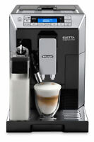 DeLonghi Eletta Cappuccino TOP ECAM 45.760.W 14 Cups Coffee Maker Coffee and Espresso Makers