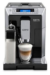DeLonghi Eletta Cappuccino TOP ECAM 45.760.W 14 Cups Coffee Maker