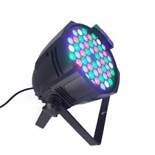 Eyourlife 54X3W RGBW LED PAR64 fase Effetto luce DMX512 DJ Club del partito