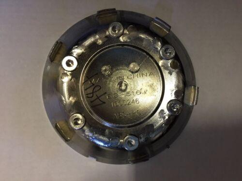 BC-516 1000246 CHROME POP-IN FREE SHIP RARE KMC COUSTEAU CHROME CENTER CAP