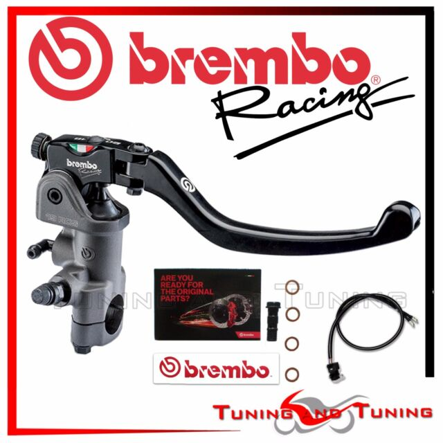 Brembo Pompa Freno Radiale Racing 19 RCS 19RCS PER KAWASAKI ZX6R 636 (110A26310)