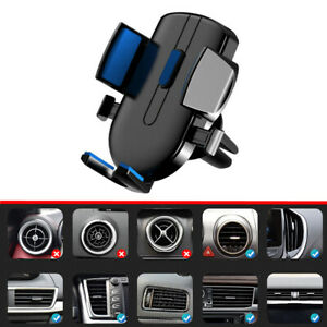 Universal-Gravity-Car-Air-Vent-Mount-Cradle-Holder-Stand-Mobile-Cell-Phones-GPS