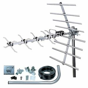 Digital-TV-Aerial-Slx-32-Element-Gain-Wideband-Freeview-HD-Outdoor-Loft-Kit