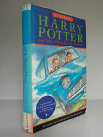 J.K. Rowling - RARE SIGNED 1st/1st - Harry Potter And The Chamber Of Secrets