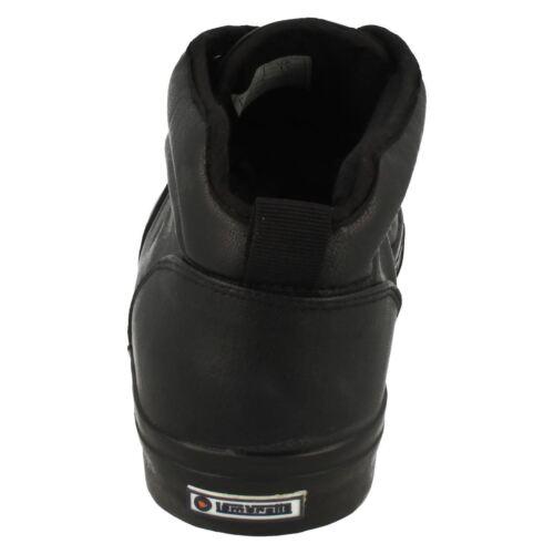 Décontractées 'buzz' Hommes Chaussures Noir Lambretta EvxASBqwx