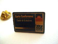 PINS CARD CARTE CONFORAMA MAGASIN MEUBLE