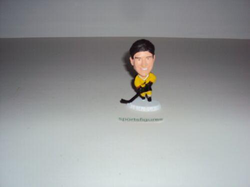 "1996 NHL 3/"" Corinthian Headliners Mario Lemieux jaune uniforme LOOSE FIGURE"