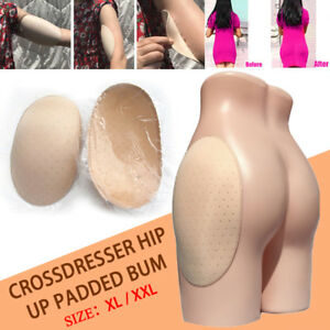 f02690f7da Image is loading XL-XXL-Enhancing-Underwear-Pad-Stickers-Crossdresser-Hip-