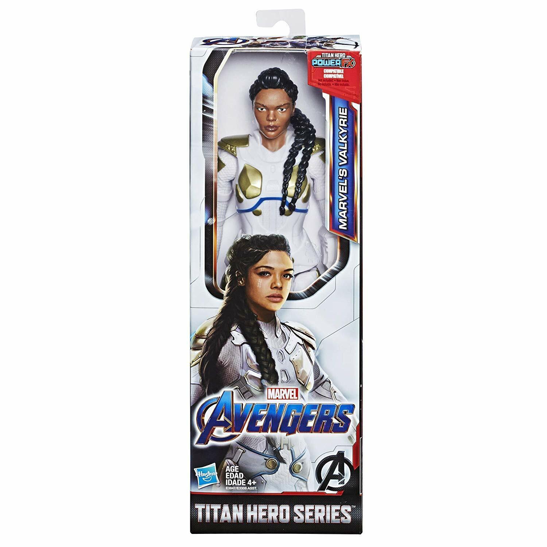Marvel´s Valkyrie Titan Hero Avengers Endgame Figur 12  NEU OVP