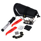 SAHOO Repair Tool Kit Set Tire Tyre Tail Pouch Bag for Bike Bicycle Cycling New