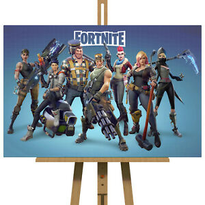 Terrible image with regard to fortnite printable pictures