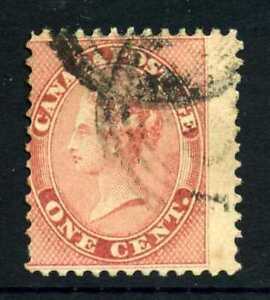 Canada 1859 QV 1c -  Used