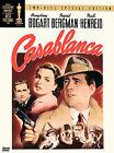 Casablanca (DVD, 2003, 2-Disc Set, Two Disc Special Edition)