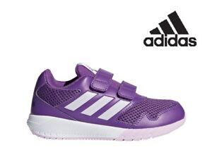 637bfba65e3da1 Rosa Sportschuhe Adidas▻kinder Schuhe Run Alta Sneaker▻purple Lila UxqZY