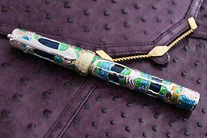 Visconti Limited Edition Casa Batllo Fountain Pen F Ebay