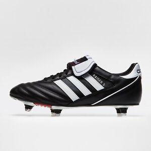 Hommes Chaussures de Football Adidas Kaiser 5 Team Noir
