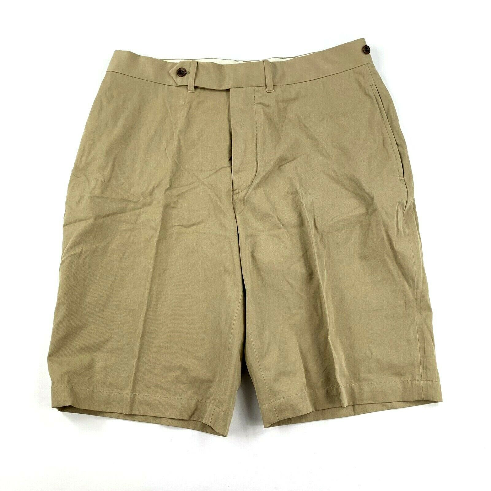 345e769c3b Polo Ralph Lauren Mens 32 Shorts Khaki New Silk npuxnw20792-Shorts ...