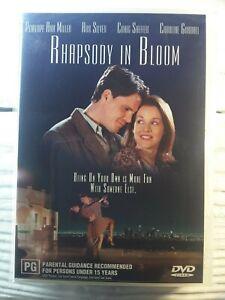 Rhapsody-In-Bloom-DVD-2004-Ron-Silver-R4-Comedy