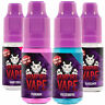 Vampire Vape - 10 x 10ml Bottles - Heisenberg, Dawn, Dusk, Pinkman UK E-Liquid
