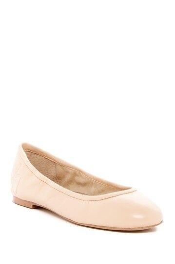Sam Edelman Women's Nude Leather Ballet Flat Fritz 9.5 NIB Similar to Felicia
