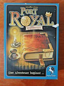 PEGASUS-SPIELE-18143G-PORT-ROYAL-DAS-ABENTEUER-BEGINNT-BOARD-GAME