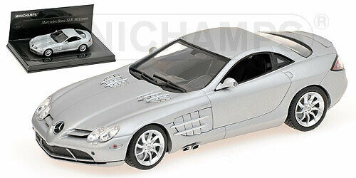 MINICHAMPS Mercedes Benz SLR McLaren 2004 1:43 436033021