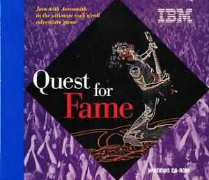 QUEST FOR FAME - IBM PC Spiel für WINDOWS 3.1 oder höher / MS DOS - englisch - Deutschland - QUEST FOR FAME - IBM PC Spiel für WINDOWS 3.1 oder höher / MS DOS - englisch - Deutschland