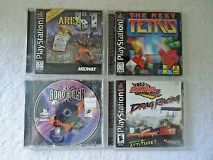 Lot-Of-4-Playstation-Games-Read-Info-And-See-All-Pics-For-Titles-etc