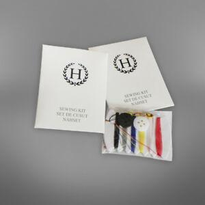 SincèRe Hôtel Couture, Hôtel Sewing Kit, Aiguille Avec Fil Et Boutons - 100 Pièces-afficher Le Titre D'origine